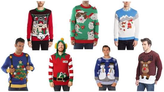 Bestuglychristmassweatersformen